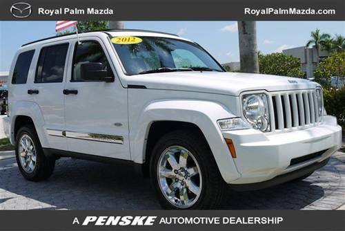 2012 jeep liberty suv rwd 4dr sport suv for sale in west palm beach florida classified. Black Bedroom Furniture Sets. Home Design Ideas