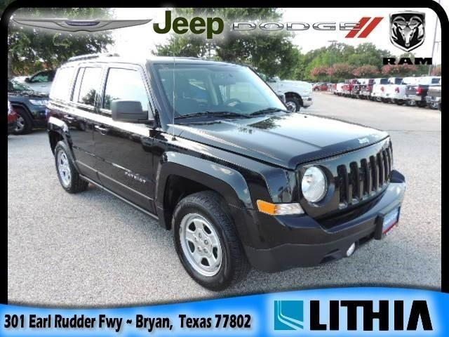 2012 jeep patriot 4dr front wheel drive sport sport for sale in bryan texas classified. Black Bedroom Furniture Sets. Home Design Ideas