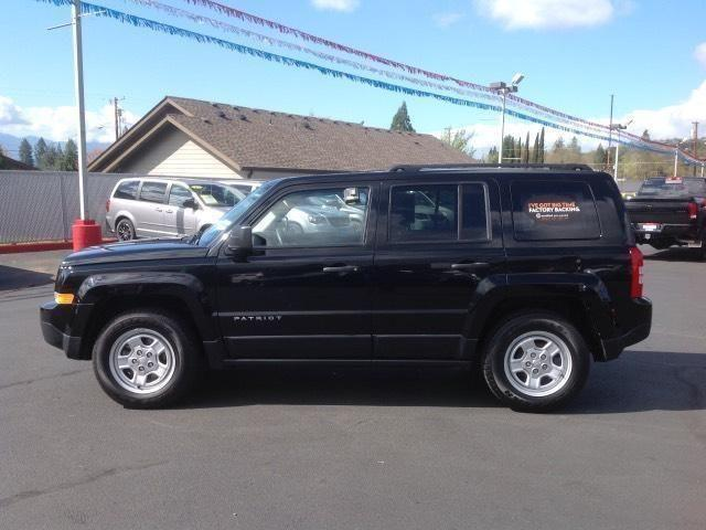 2012 jeep patriot 4dr front wheel drive sport sport for sale in grants pass oregon classified. Black Bedroom Furniture Sets. Home Design Ideas