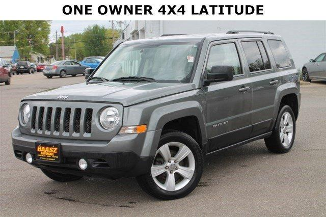 2012 jeep patriot 4x4 latitude 4dr suv for sale in black horse ohio classified. Black Bedroom Furniture Sets. Home Design Ideas