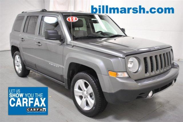2012 jeep patriot 4x4 limited 4dr suv for sale in traverse city michigan classified. Black Bedroom Furniture Sets. Home Design Ideas