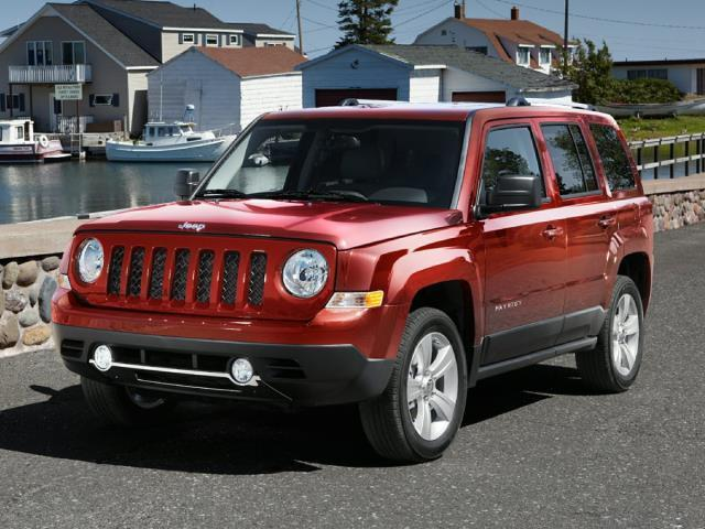 2012 Jeep Patriot Sport 4x4 Sport 4dr SUV