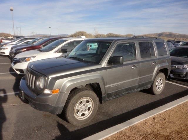 2012 jeep patriot sport 4x4 sport 4dr suv for sale in prescott arizona classified. Black Bedroom Furniture Sets. Home Design Ideas
