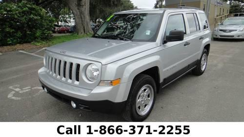 2012 Jeep Patriot Sport - One Owner - 25k Miles