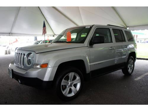 2012 jeep patriot suv 4x4 latitude for sale in beemerville new jersey classified. Black Bedroom Furniture Sets. Home Design Ideas