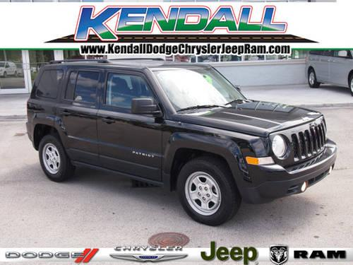 2012 jeep patriot suv sport for sale in miami florida classified. Black Bedroom Furniture Sets. Home Design Ideas