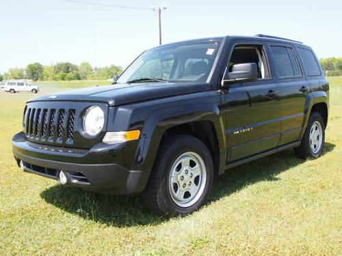2012 jeep patriot suv sport for sale in buffalo lake. Black Bedroom Furniture Sets. Home Design Ideas