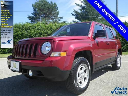 2012 jeep patriot suv sport for sale in beekmantown new. Black Bedroom Furniture Sets. Home Design Ideas