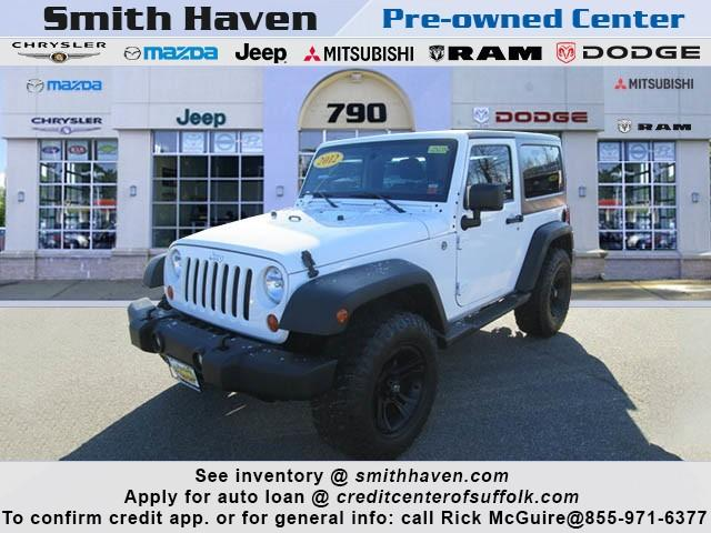 2012 jeep wrangler 4wd 2dr sport for sale in box hill new york classified. Black Bedroom Furniture Sets. Home Design Ideas
