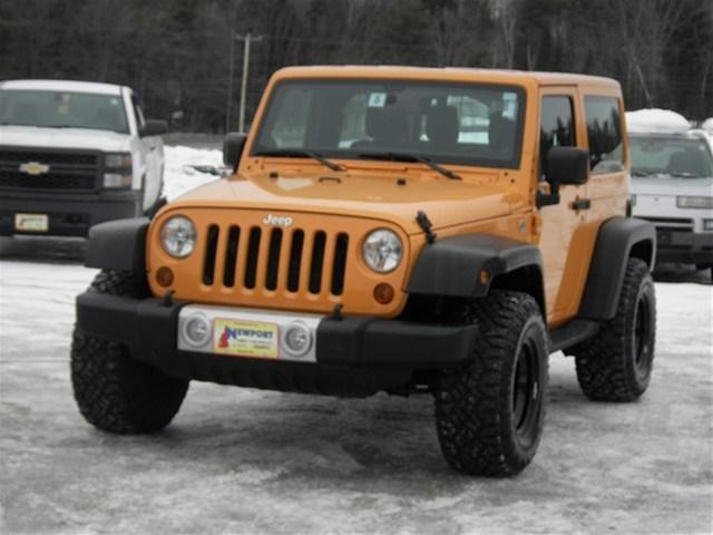 2012 jeep wrangler 4x4 sahara 2dr suv for sale in croydon new hampshire classified. Black Bedroom Furniture Sets. Home Design Ideas