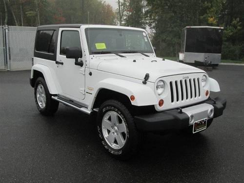 2012 jeep wrangler convertible sahara for sale in mendon. Black Bedroom Furniture Sets. Home Design Ideas