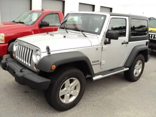 2012 jeep wrangler convertible sport for sale in pensacola florida classified. Black Bedroom Furniture Sets. Home Design Ideas