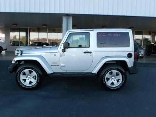 2012 jeep wrangler convertible unlimited for sale in sweetwater tennessee classified. Black Bedroom Furniture Sets. Home Design Ideas