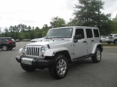 2012 jeep wrangler sahara for sale in jacksonville florida classified. Black Bedroom Furniture Sets. Home Design Ideas