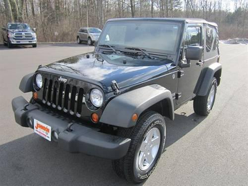 2012 jeep wrangler sport 2dr 3 6 m6 4x4 sport for sale in rockaway new jersey classified. Black Bedroom Furniture Sets. Home Design Ideas
