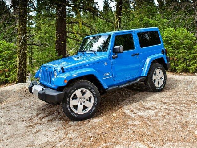 2012 Jeep Wrangler Sport 4x4 Sport 2dr SUV