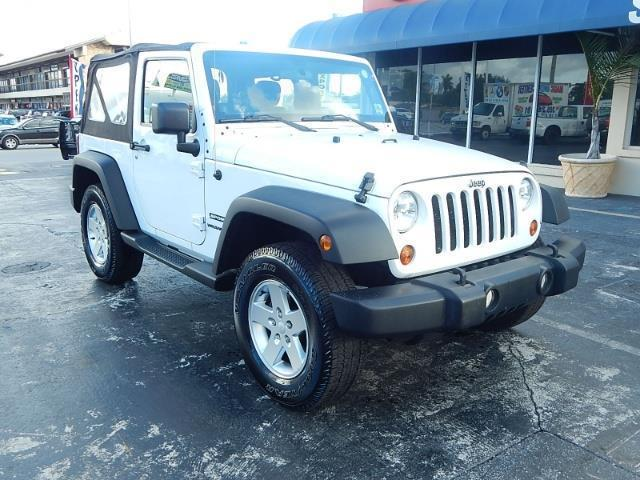 2012 jeep wrangler sport 4x4 sport 2dr suv for sale in miami florida classified. Black Bedroom Furniture Sets. Home Design Ideas