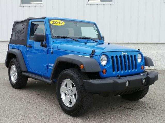 2012 jeep wrangler sport 4x4 sport 2dr suv for sale in meskegon. Cars Review. Best American Auto & Cars Review
