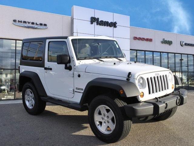 2012 jeep wrangler sport franklin ma for sale in franklin. Black Bedroom Furniture Sets. Home Design Ideas