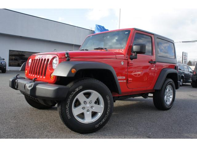 2012 jeep wrangler sport raynham ma for sale in raynham. Cars Review. Best American Auto & Cars Review