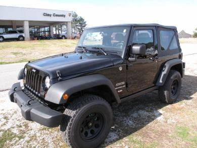 2012 jeep wrangler sport for sale in barfield alabama classified. Cars Review. Best American Auto & Cars Review