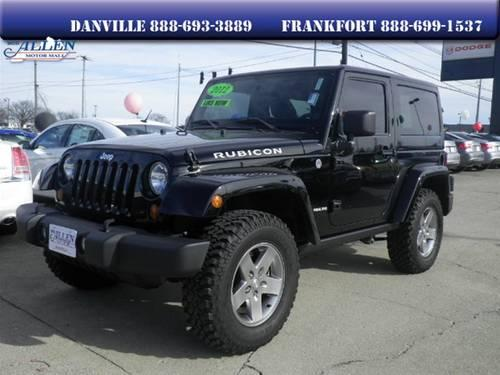 2012 jeep wrangler suv rubicon for sale in danville kentucky classified. Black Bedroom Furniture Sets. Home Design Ideas