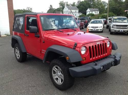 2012 jeep wrangler suv sport 4wd for sale in terryville connecticut classified. Black Bedroom Furniture Sets. Home Design Ideas