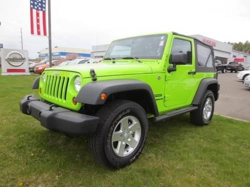 2012 jeep wrangler suv sport for sale in flanders new york classified. Black Bedroom Furniture Sets. Home Design Ideas