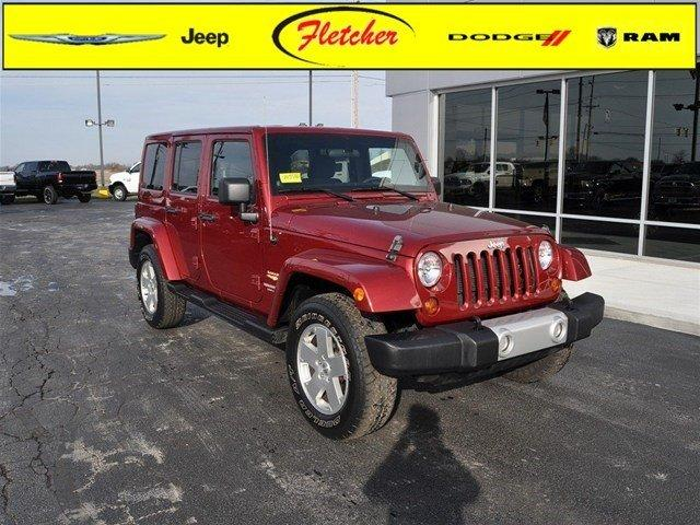 2012 jeep wrangler unlimited 4x4 sahara 4dr suv for sale in amity indiana classified. Black Bedroom Furniture Sets. Home Design Ideas