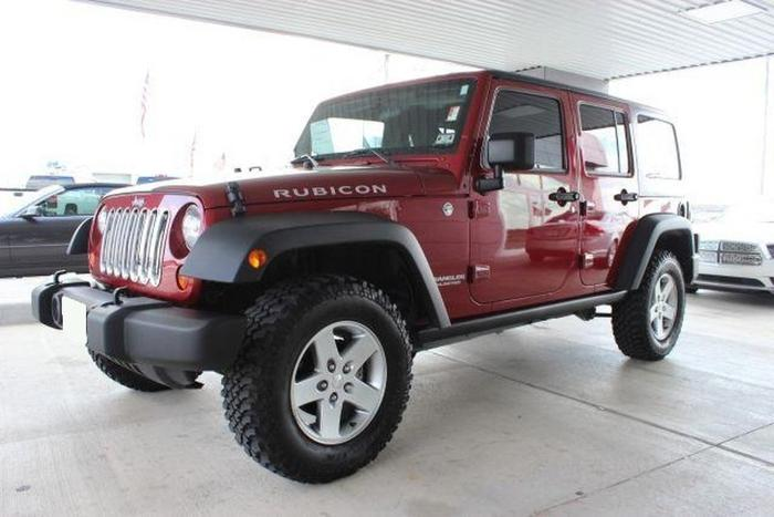2012 Jeep Wrangler Unlimited Ru