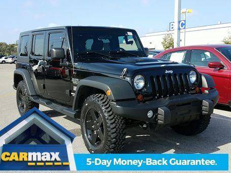 2012 jeep wrangler unlimited rubicon 4x4 rubicon 4dr suv for sale in fort myers florida. Black Bedroom Furniture Sets. Home Design Ideas