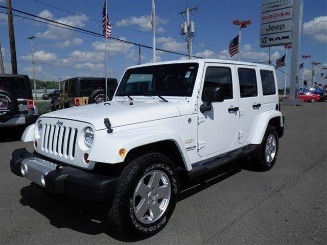 2012 jeep wrangler unlimited sahara for sale in bethlehem ohio. Cars Review. Best American Auto & Cars Review