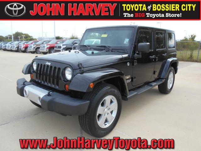 2012 jeep wrangler unlimited sahara bossier city la for sale in. Cars Review. Best American Auto & Cars Review