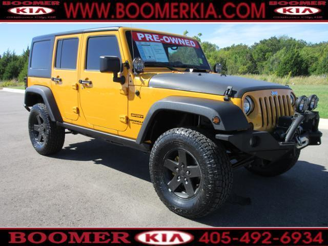 2012 jeep wrangler unlimited sport 4x4 sport 4dr suv for sale in oklahoma city oklahoma. Black Bedroom Furniture Sets. Home Design Ideas