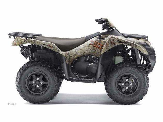 Kawasaki Brute Force  Upgrades