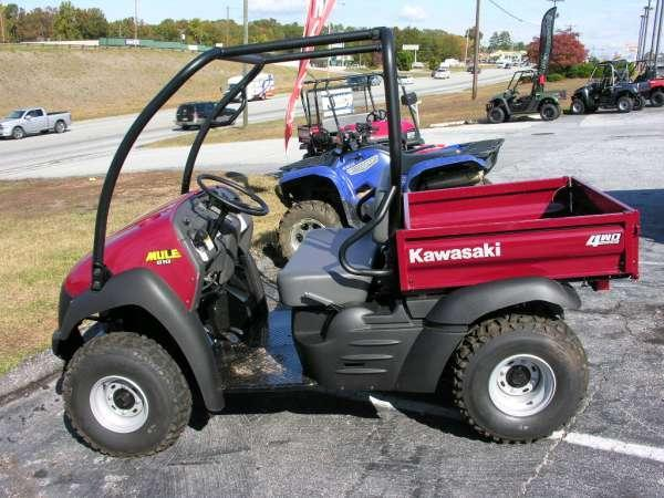 List of Synonyms and Antonyms of the Word: 2012 kawasaki mule 610