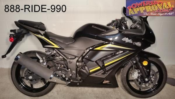 2012 kawasaki ninja 250 crotch rocket for sale u2169 for sale in sandusky michigan classified. Black Bedroom Furniture Sets. Home Design Ideas