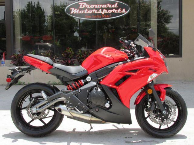 2012 kawasaki ninja 650 for sale in west palm beach florida classified. Black Bedroom Furniture Sets. Home Design Ideas