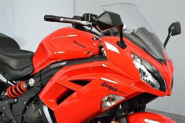 2012 Kawasaki Ninja 650 Ex650 Bay Area Motorcycle For Sale