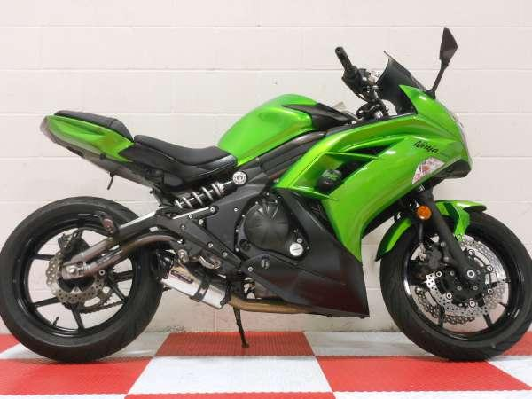 2012 Kawasaki Ninja 650 Used Motorcycles For Sale Columbus