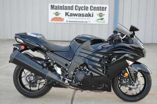 2012 Kawasaki Ninja Zx 14r For Sale In La Marque Texas Classified