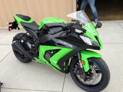 2012 Kawasaki Zx10r Abs Model Immaculate Condition For Sale In