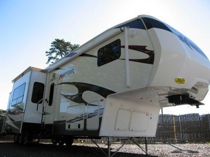 Model 2012 Keystone Raptor 410lev 41 7 For Sale In Dallas