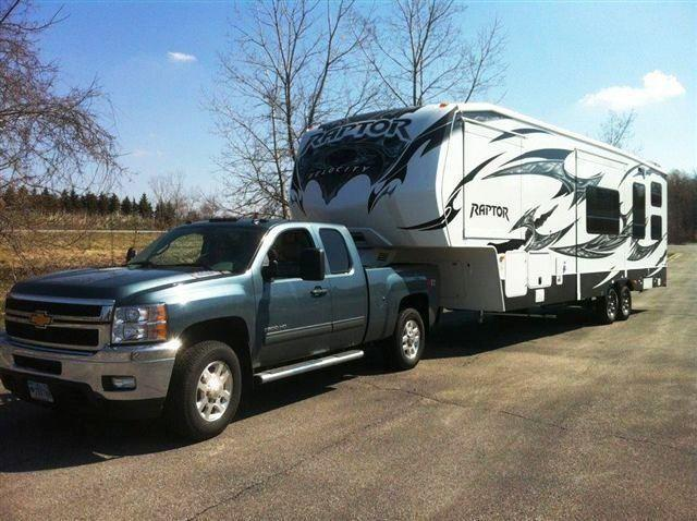 2012 Keystone Raptor Velocity Edition Rp300mp In Ohio For