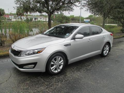 2012 kia optima 4 door sedan for sale in vero beach. Black Bedroom Furniture Sets. Home Design Ideas