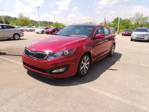 2012 kia optima 4 door sedan for sale in belle vernon. Black Bedroom Furniture Sets. Home Design Ideas