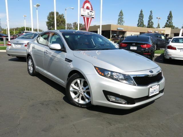 2012 kia optima 4dr car ex for sale in irvine california for Kia motors irvine ca
