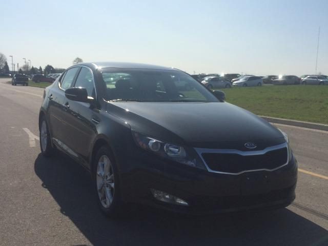 2012 Kia Optima EX Muncie, IN