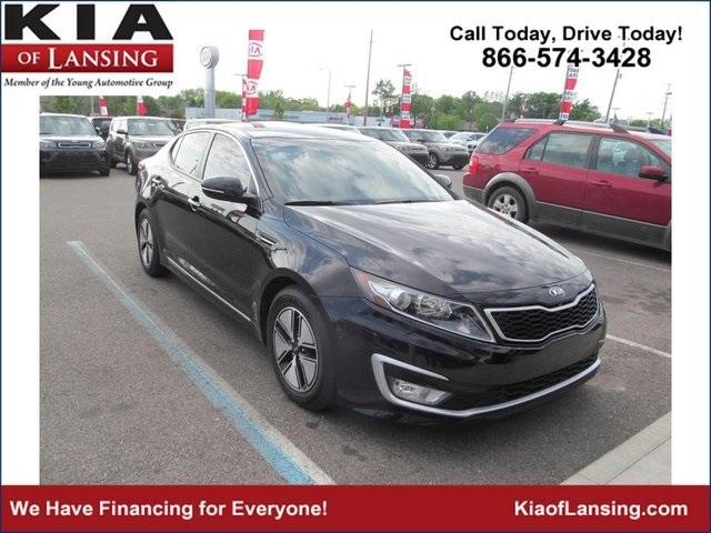 2012 kia optima hybrid ex lansing mi for sale in lansing michigan classified. Black Bedroom Furniture Sets. Home Design Ideas
