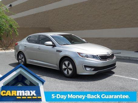 2012 Kia Optima Hybrid LX LX 4dr Sedan